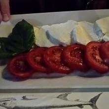 The Boys Caprese Salad